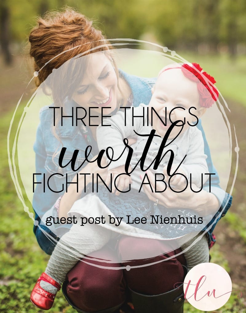 the three things word fighting for End child nagging & negotiating with just three simple words w hen it comes to persistence, few things compare to a child nagging.